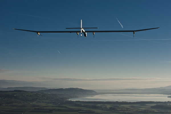 How does Solar Impulse work?