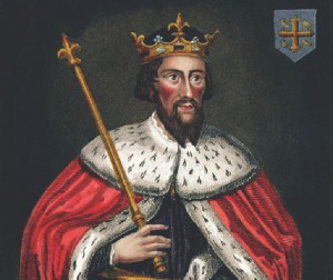 Who was the first ever king/queen of England?