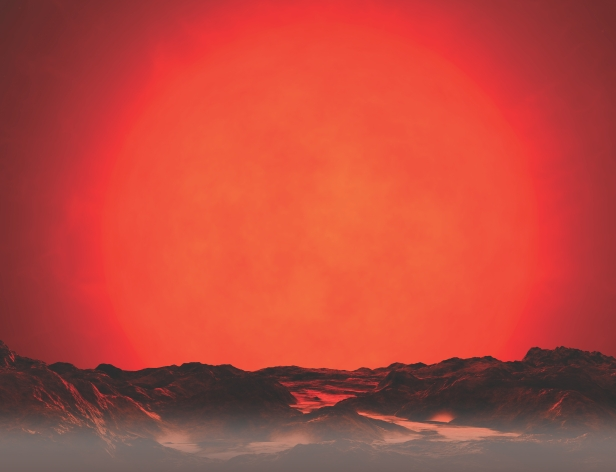 Betelgeuse: Earth's future second Sun?