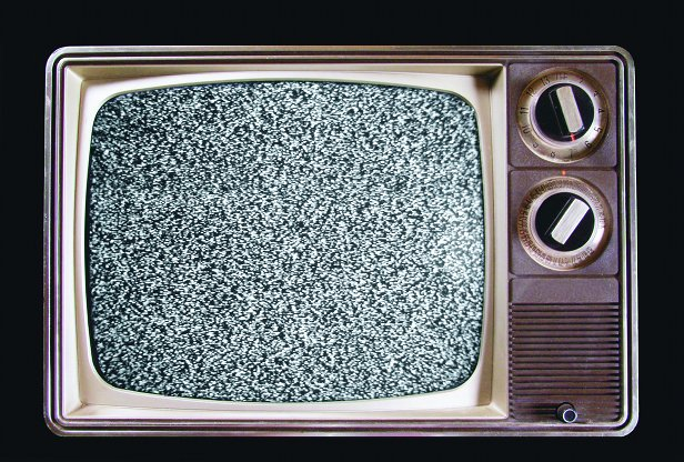 Does TV static have anything to do with the Big Bang?