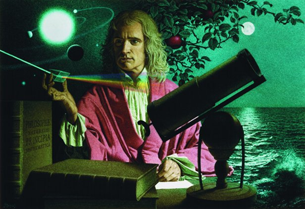 Top 5 Facts: The life and times of Sir Isaac Newton