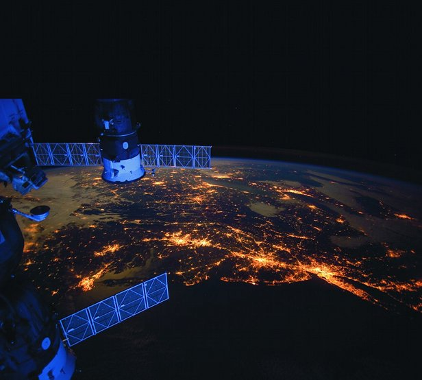How high do you have to go to see the curvature of the Earth? – How