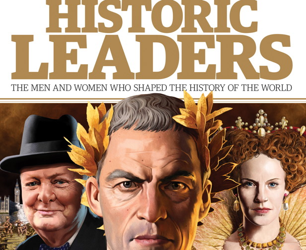 1 All About History: Historic Leaders