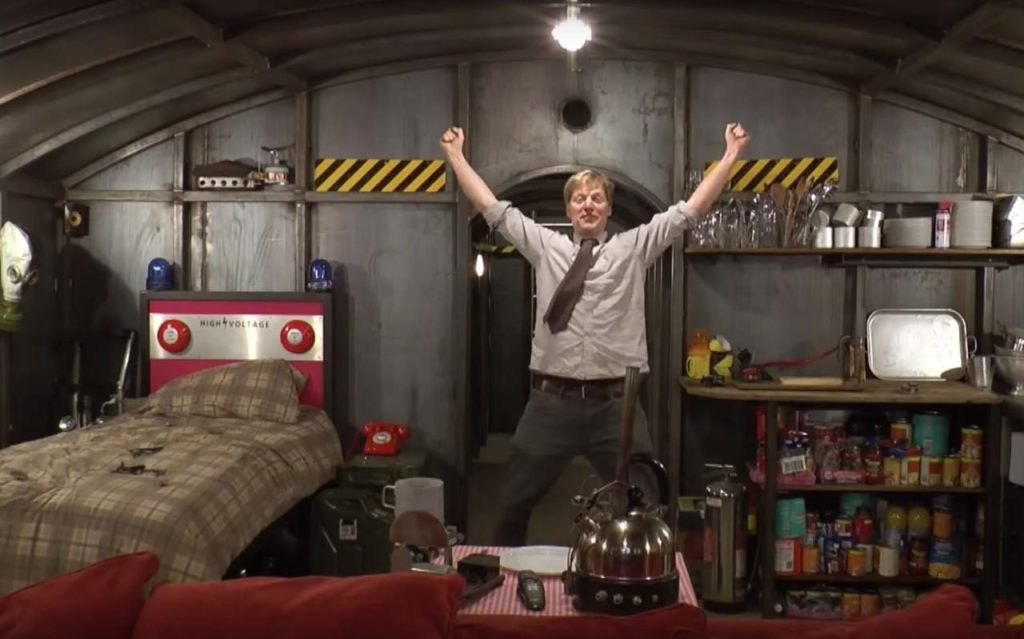 Inventor Colin Furze Needs Your Ideas For The Future Of
