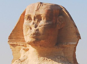 Top 5 Facts: The Great Sphinx