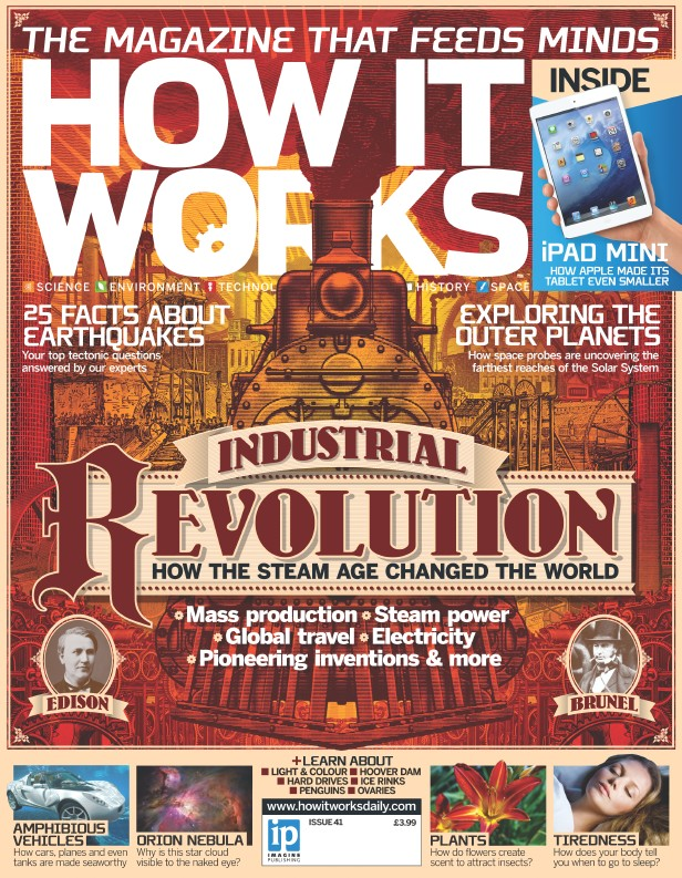 How It Works issue 41 free preview!