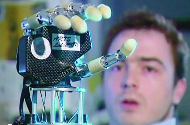 How can our brains control prostheses?