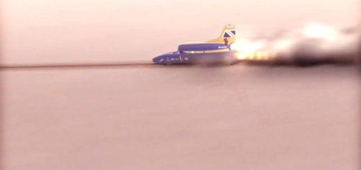 Bloodhound SSC, fastest car, land speed record