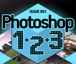 Photoshop 1-2-3, Photoshop, iCreate, Photoshop Creative, Advanced Photoshop, magazine, digital magazine, release, launch, Apple Newsstand, Imagine Publishing