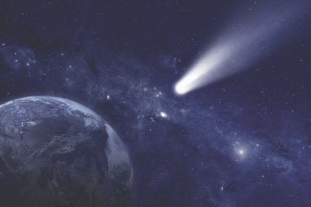 comet, space, science, Earth, question, How It Works