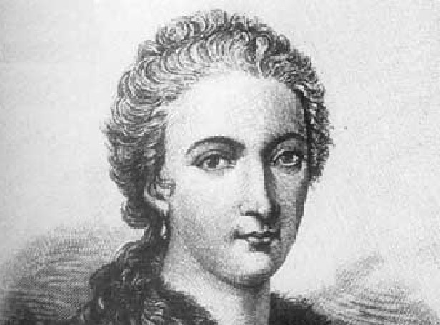 Maria Gaetana Agnesi, maths, math, mathematician, Italy, Agnesi curve, witch