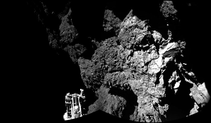 Rosetta, comet, landing, Philae, 67P, ESA, photos, pictures