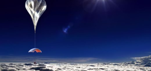World View space balloon