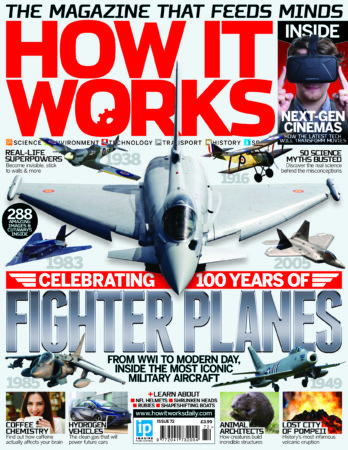 How It Works Issue 72