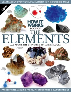 How it Works Book of the Elements Third Edition 001R2, All about the Universe's building blocks, Learn about every group and element in the periodic table