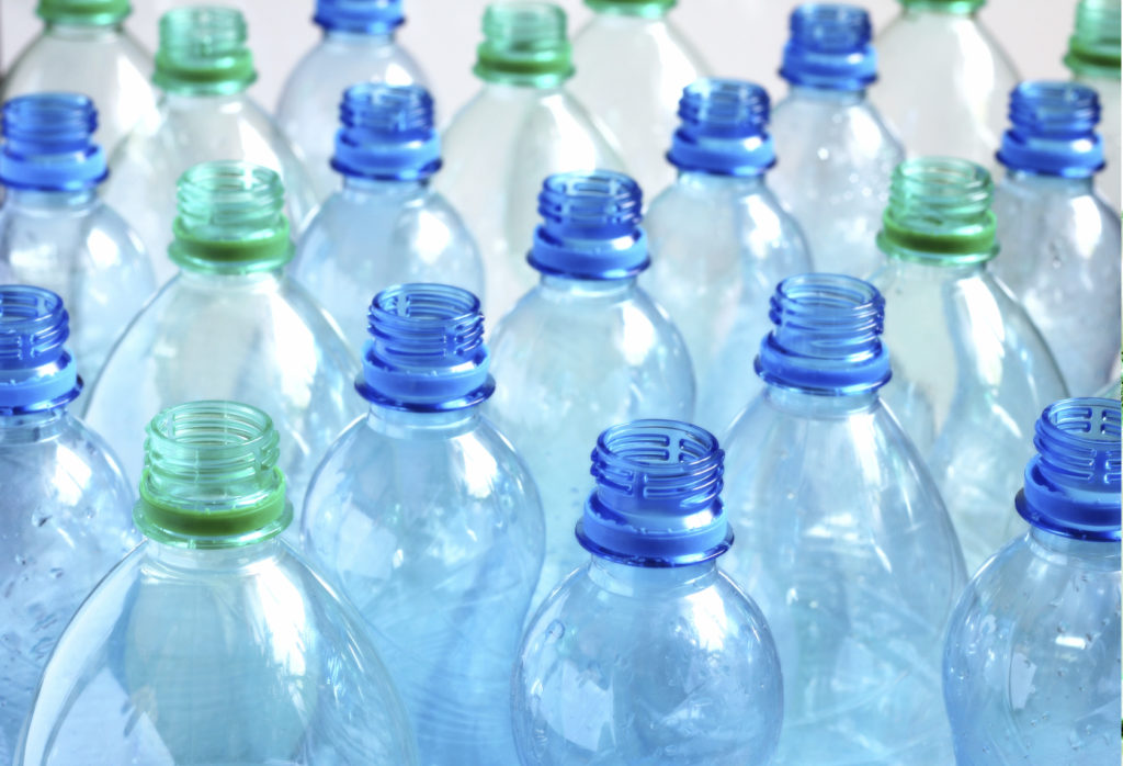 How are plastic bottles recycled how it works magazine for Recycled products from plastic bottles