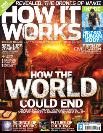 How It Works Issue 78