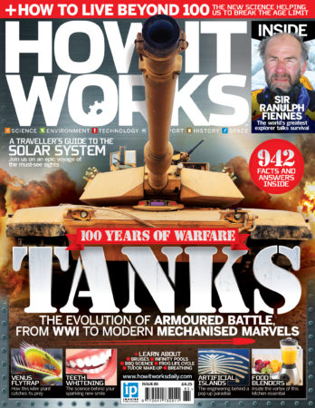 How It Works issue 85 'Tanks - 100 years of warfare'