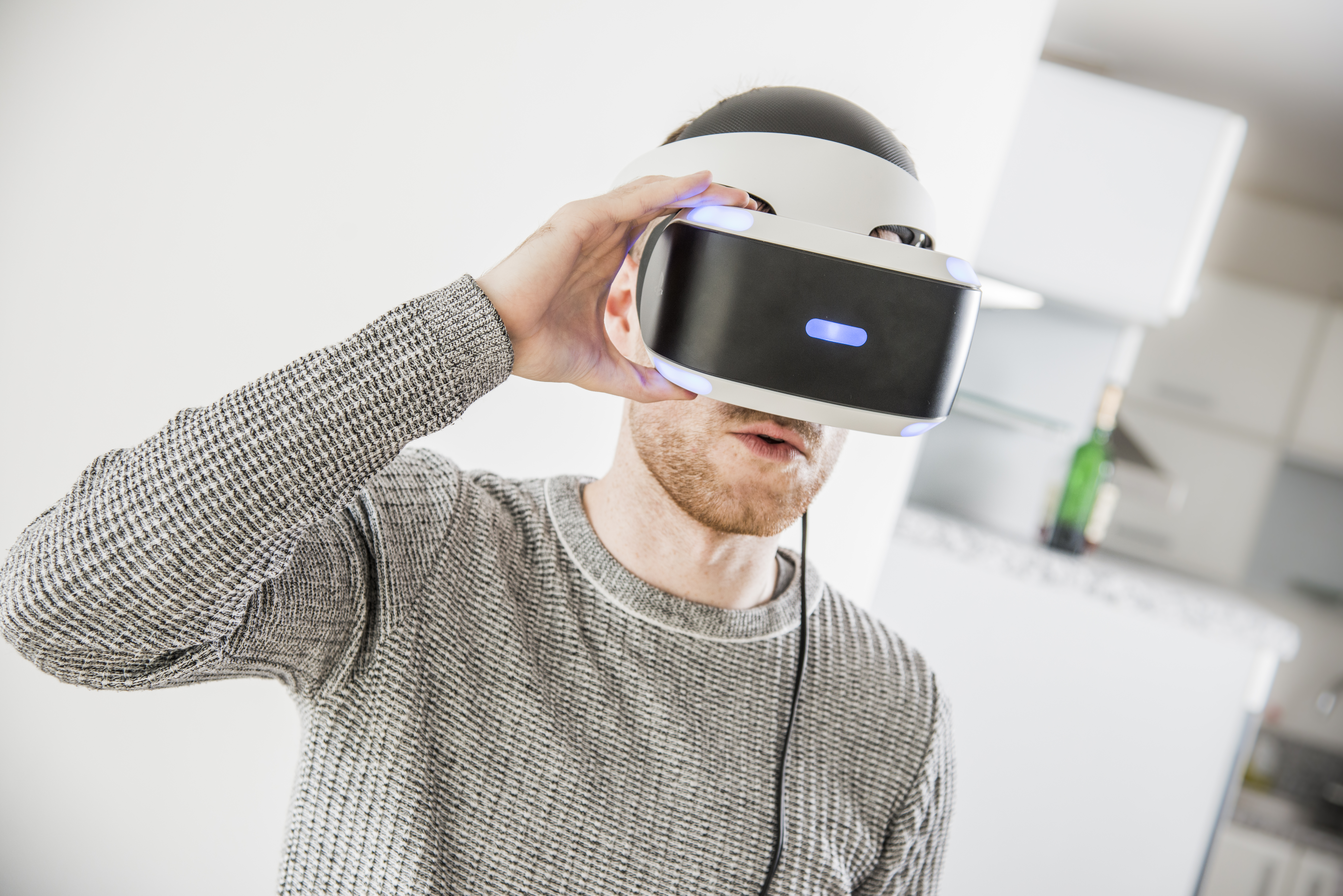 How the PlayStation VR works