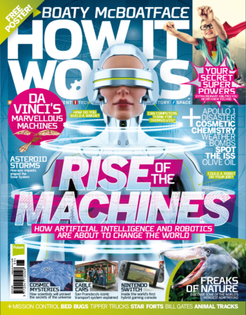 How It Works magazine issue 99