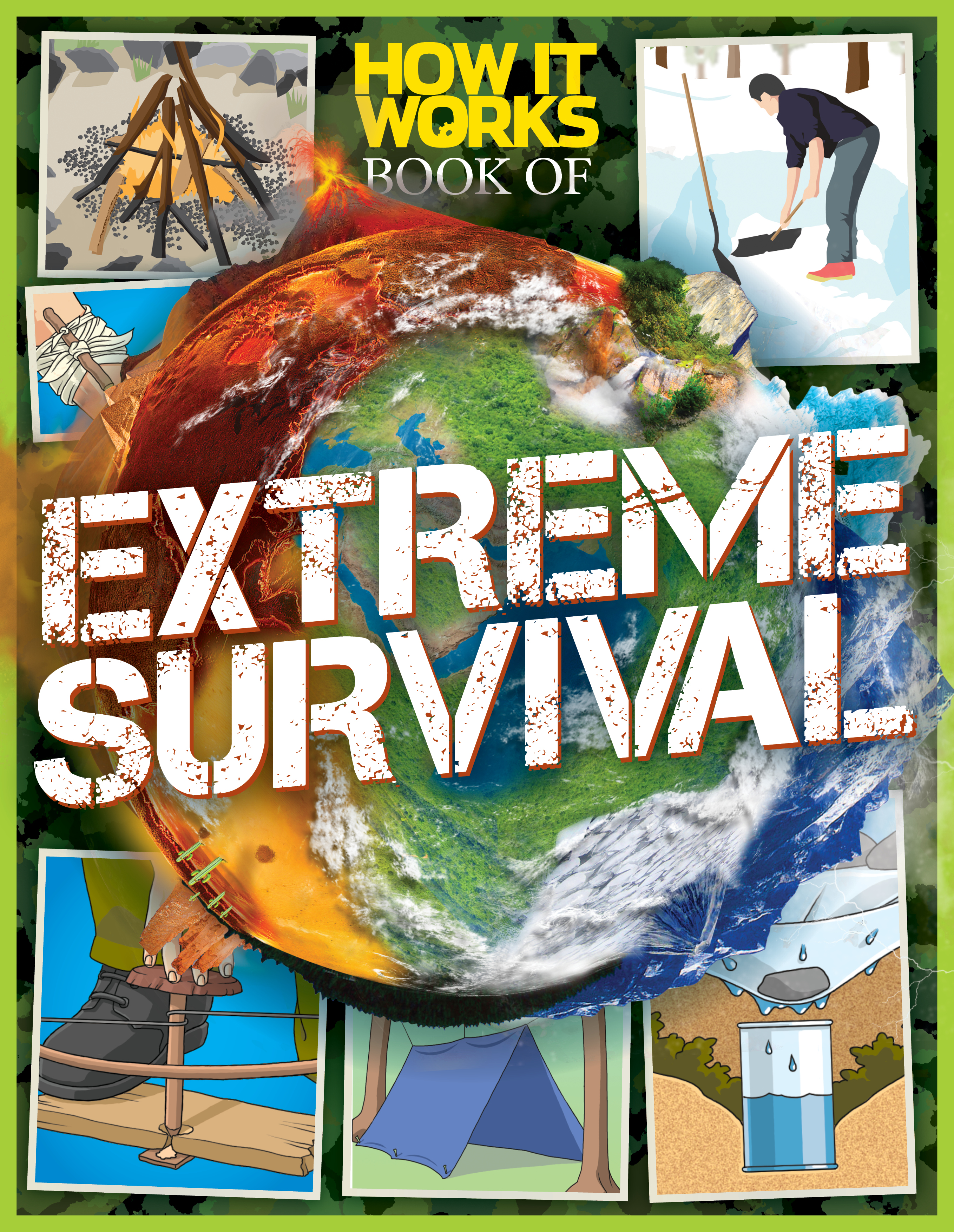 How It Works Book Of Extreme Survival